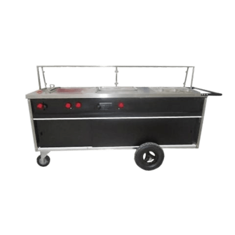 Carro de Hot-Dogs Marca DIAMANTTI Modelo NCHD-PLUS